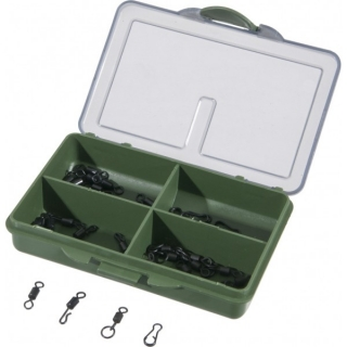 Anaconda obratlíky Carp Swivel Box 50